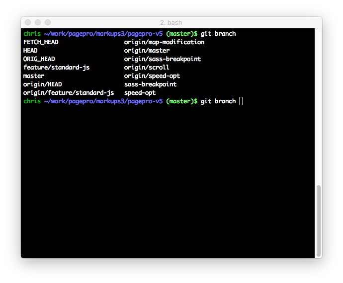 git branch names autocompletion