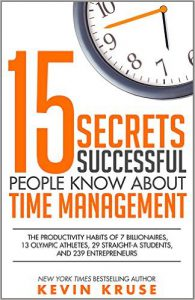 15 secrets successful people know about the management