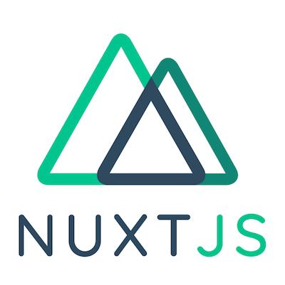 nuxtjs logo