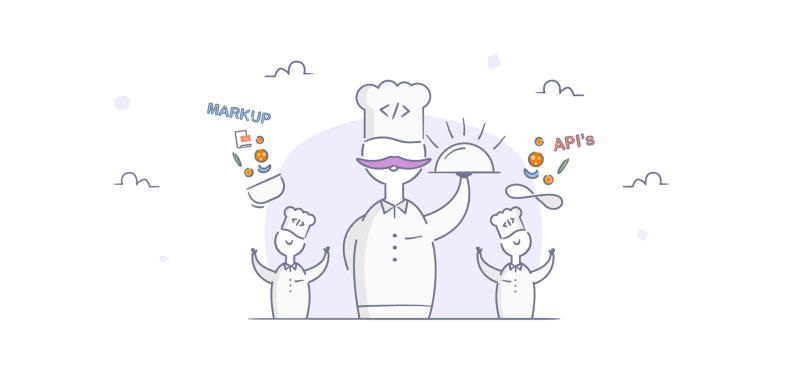 Chef master is making an app platform
