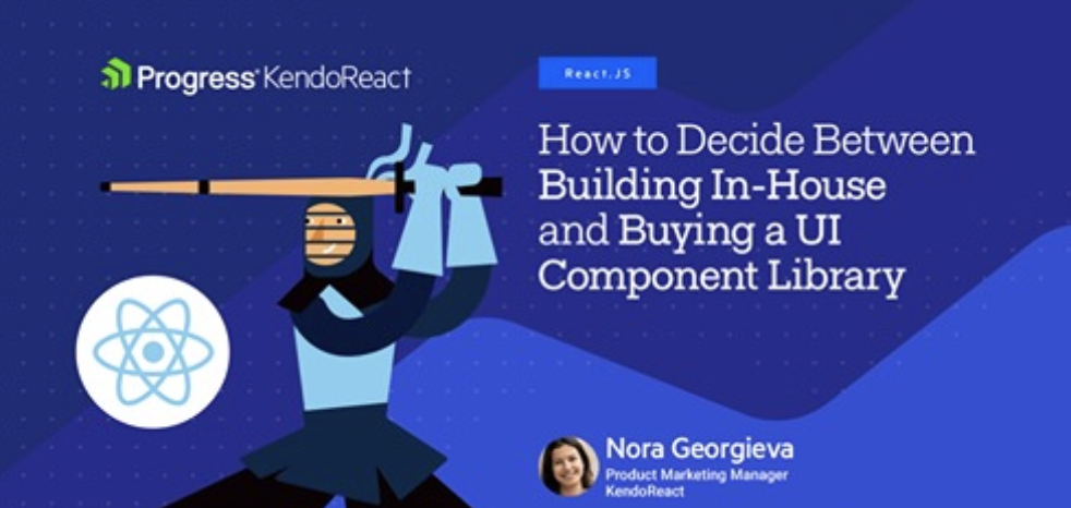 8 Key Factors When Deciding Between Building In-House and Buying a UI Component Library