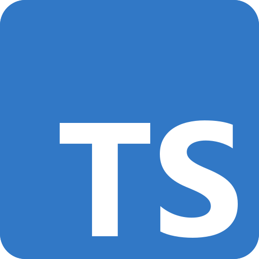 Technologies to build a JAMstack website: TypeScript;