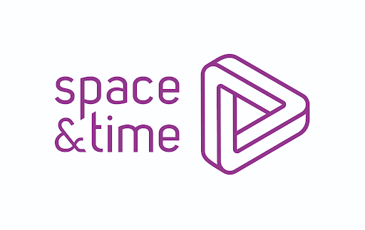 Space and Time logo